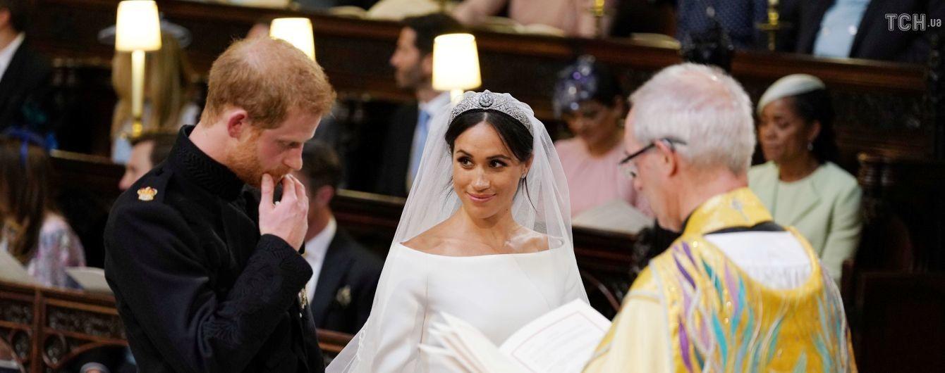 Гости свадьбы принца Гарри и Меган распродают сувениры с их праздника