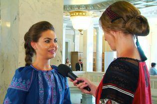 """""""Радикалка"""" Альона Кошелєва розповіла, за яких обставин закохалася у колегу з БПП"""