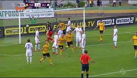 Александрия - Олимпик - 2:0. Видео матча