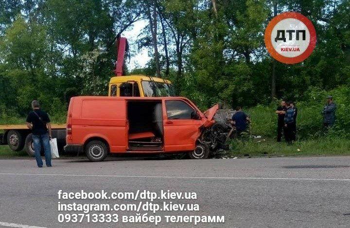 ДТП, аварія, мікроавтобус, Сумщина_2
