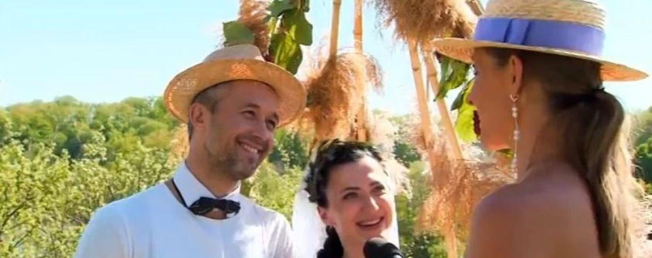 Як Бабкіни повторно одружувалися у Харкові: відео з нестандартного свята молодих