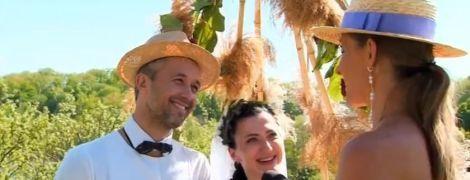 Как Бабкины повторно женились в Харькове: видео с нестандартного праздника молодых