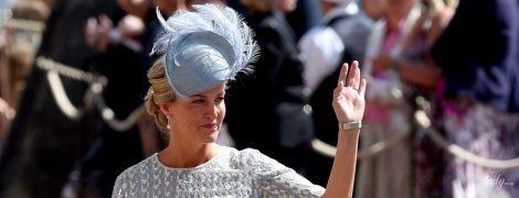 Красивая и элегантная: графиня Уэссекская Софи на королевской свадьбе