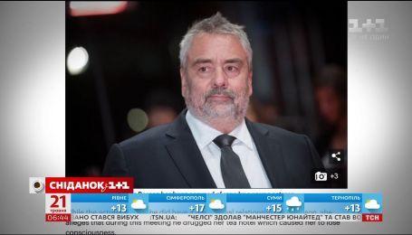 Режиссер Люк Бессон оказался в эпицентре секс-скандала