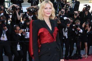 С гигантским бантом на спине: Кейт Бланшетт закрыла Каннский кинофестиваль