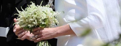Такие разные, но красивые: свадебный букет Меган, Кэтрин и принцессы Дианы