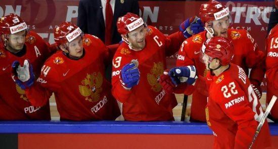 Російська збірна з хокею на чемпіонаті світу замовила горілку та ікру на 355 тисяч євро