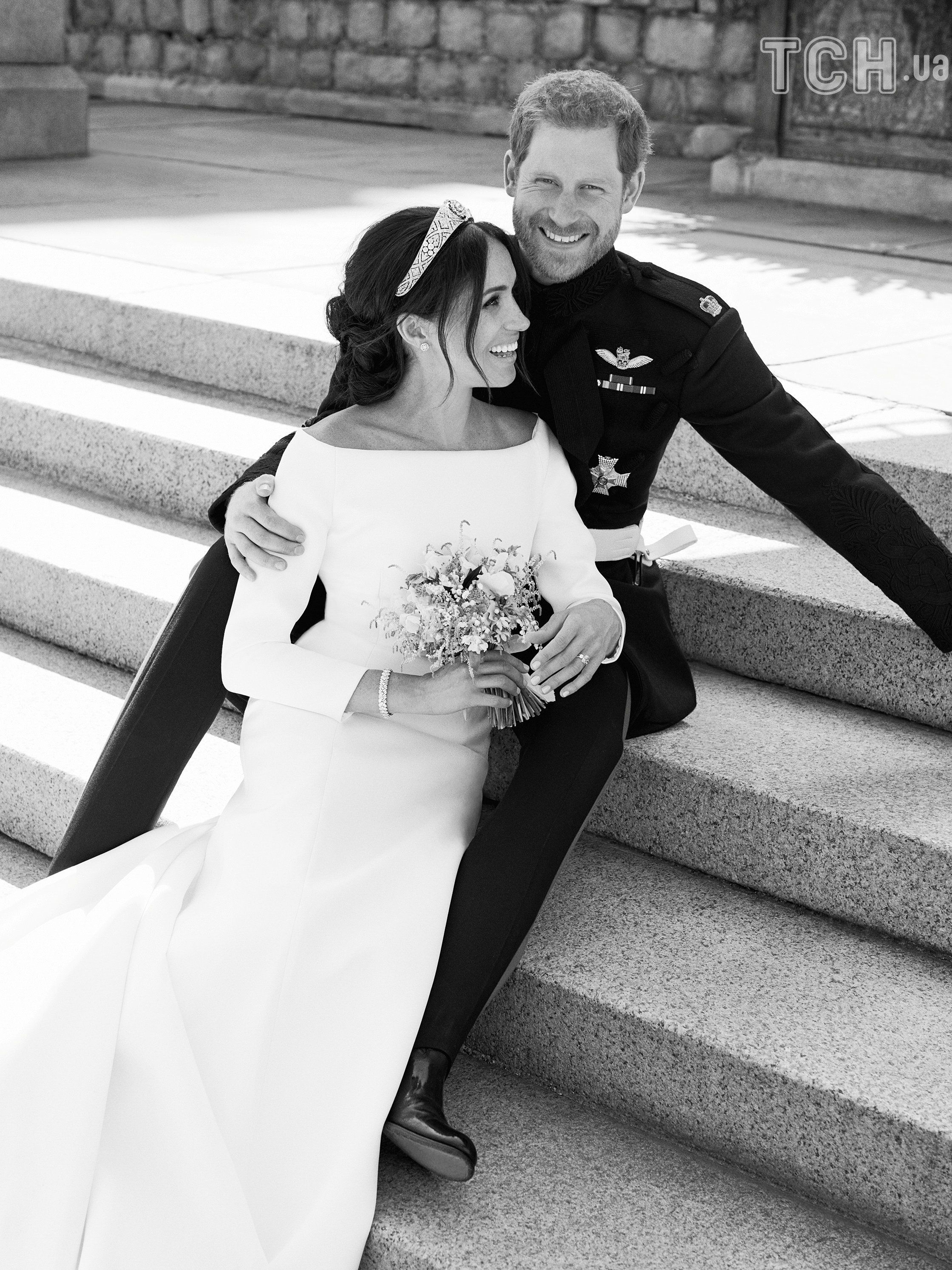 Принц Гаррі та Меган, перші весільні фото_3