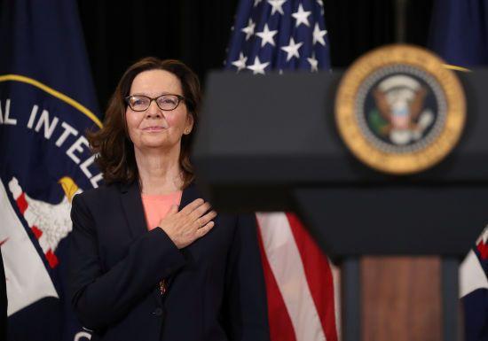 В американського ЦРУ офіційно з'явилася нова очільниця