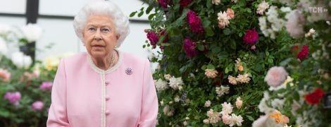 В Лондоне открывается крупнейшая цветочная выставка в Европе, королева и Тереза Мэй ее уже посетили