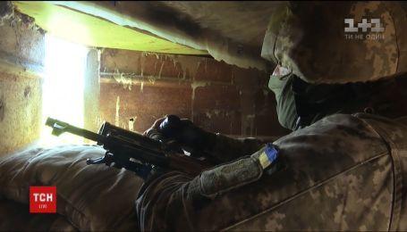 Двое украинских военных погибли, девять - получили ранения на Восточном фронте