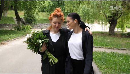 О какой мечте призналась певица Марта Адамчук подружке Лесе Патоце