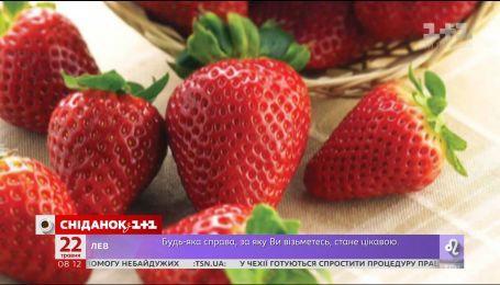 Дієтолог-консультант Лора Філіпова розказала про особливості вживання полуниці