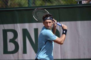 Українець Стаховський вдало стартував у кваліфікації Rolland Garros