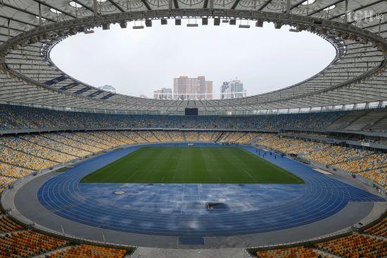 """""""Це повинен бути сигнал для УЄФА"""": """"Олімпійський"""" може пустувати під час фіналу Ліги чемпіонів"""