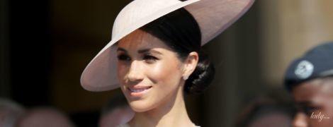 Первый официальный выход после свадьбы: Меган Маркл и принц Гарри на вечеринке в Букингемском дворце
