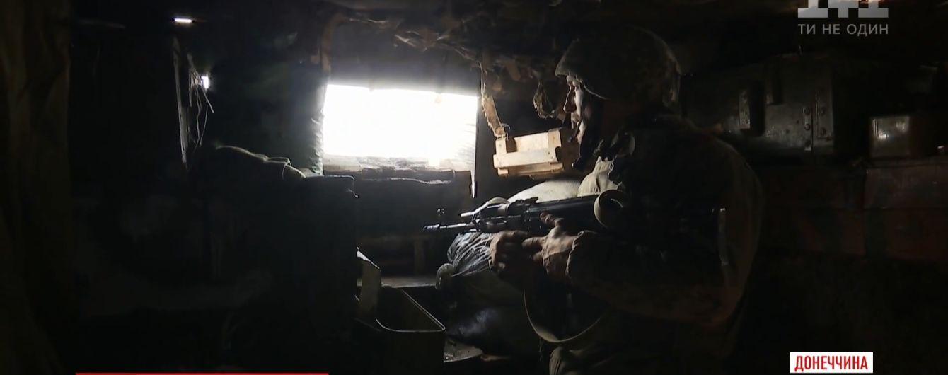"""""""Вид у них был глуповатый"""": военные хитростью задержали трех боевиков"""