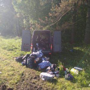 У моторошній ДТП на трасі Київ-Чоп загинуло шестеро людей