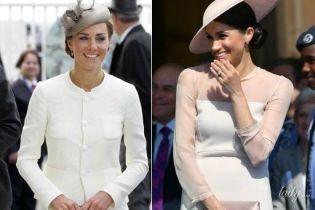 Такие разные, но красивые: битва образов герцогини Кембриджской и герцогини Сассекской