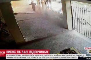 Пострадавший от взрыва в Затоке мог сам устроить подрыв