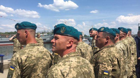В Україні перенесли День морської піхоти