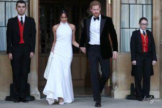 Стелла Маккартни поделилась эскизом второго свадебного платья Меган Маркл