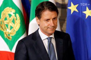 В Італії затвердили нового прем'єр-міністра, який не має досвіду у політиці