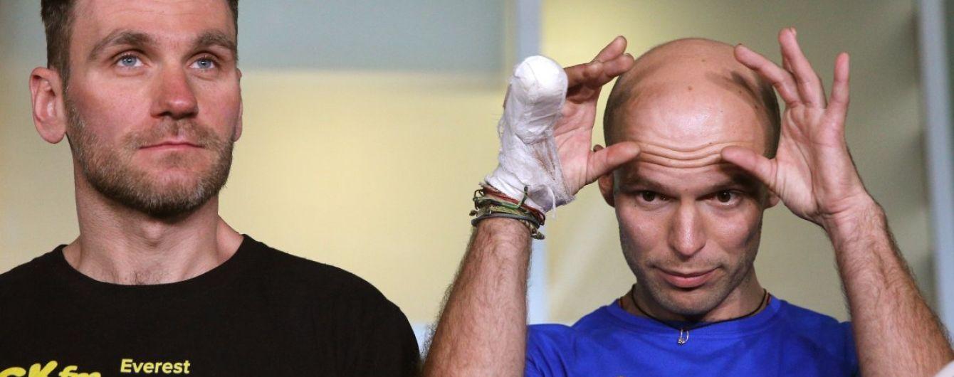 Покоривший Эверест украинский альпинист чуть не погиб во время спуска