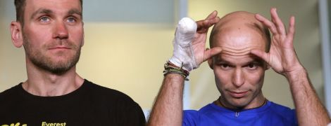 Український альпініст, який підкорив Еверест, ледь не загинув під час спуску