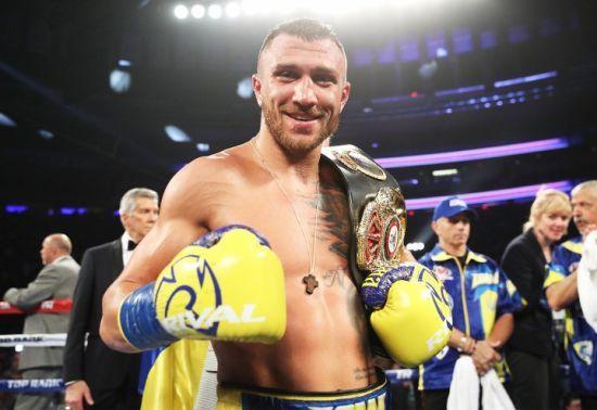 Ломаченко відмовився від титулу чемпіона WBO в напівлегкій вазі
