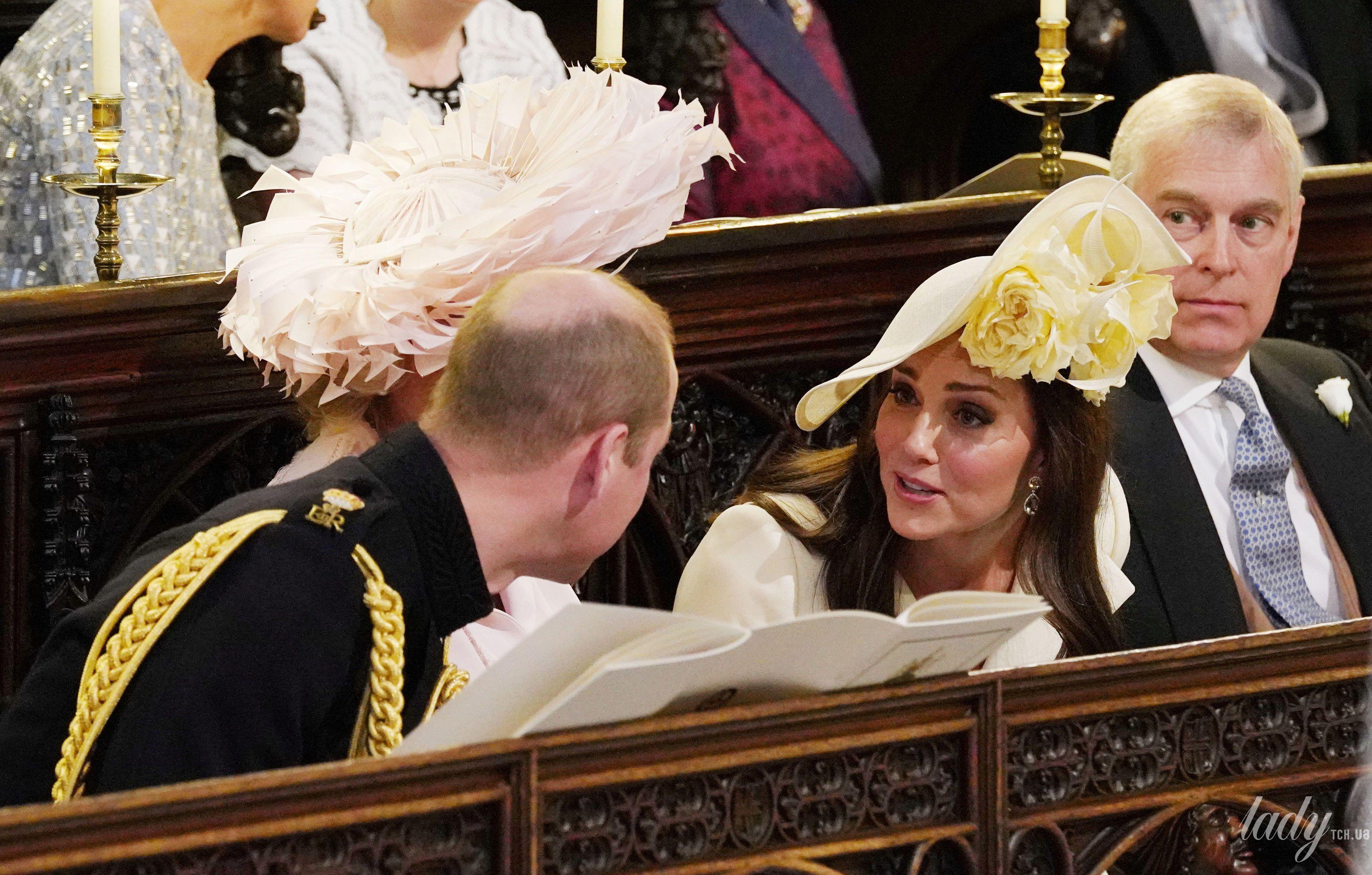 Герцогиня Кембриджская на королевской свадьбе_2