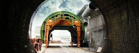 Бескидский путь. Все цифры и факты об уникальном тоннеле в Карпатах