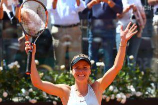 Світоліна може стати першою ракеткою світу за підсумками Roland Garros