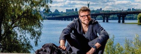 "Зірка каналу ""1+1"" Єгор Гордєєв шукає господаря для цуценяти лабрадора"