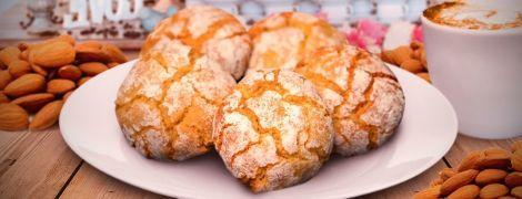 Італійське печиво амареті