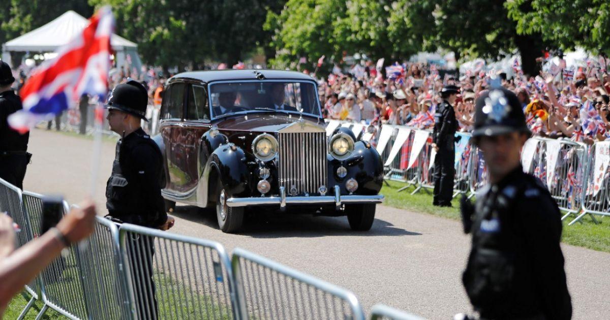 Rolls-Royce Phantom IV @ thedrive