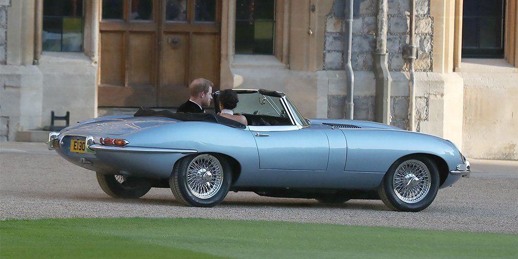 Jaguar E-Type Concept Zero 1968