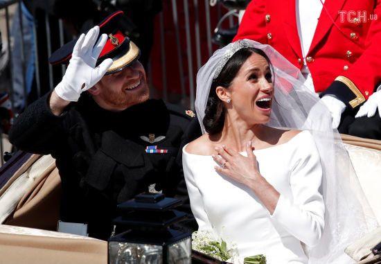 Безкоштовний сувенір з весілля принца Гаррі та Меган був проданий більш ніж за 28 тисяч доларів