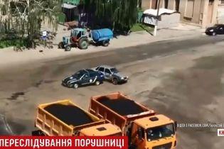 """""""Знущання"""" над копами у Ржищеві: жінка-водій була під дією амфетамінів"""