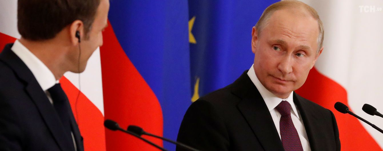 Путін звинуватив українську владу у небажанні врегулювати конфлікт на Донбасі