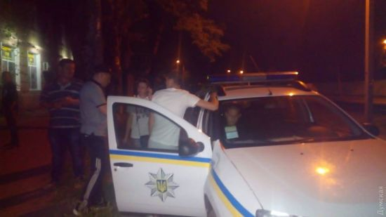 """В Одесі екс-голова місцевого """"Правого сектора"""" вбив чоловіка, який на нього напав"""