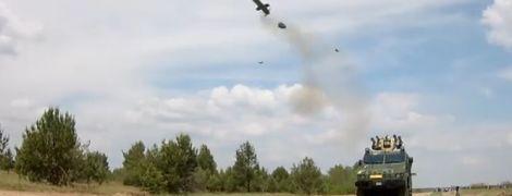 На Черниговщине украинские военные провели успешные испытания нового боевого модуля