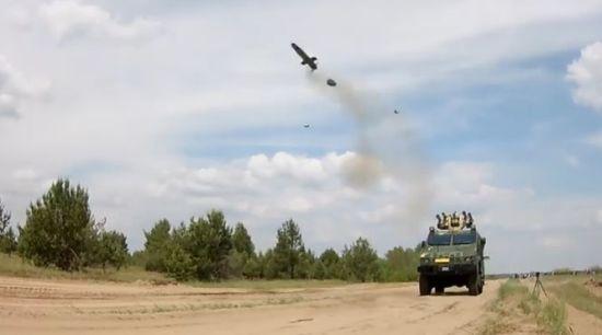 На Чернігівщині українські військові провели успішні випробування нового бойового модуля