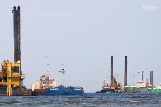 """""""Газпром"""" против """"Нафтогаза"""". Суд арестовал акции """"Северного потока-2"""" - СМИ"""