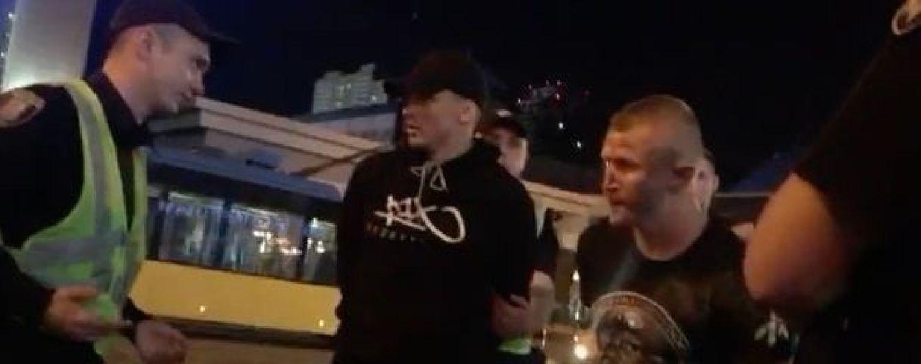 """""""Групове хуліганство"""". Поліція розпочала кримінальне провадження після нападу на фанатів """"Ліверпуля"""""""