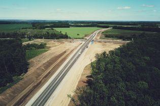 В Украине впервые за 5 лет построили новую дорогу