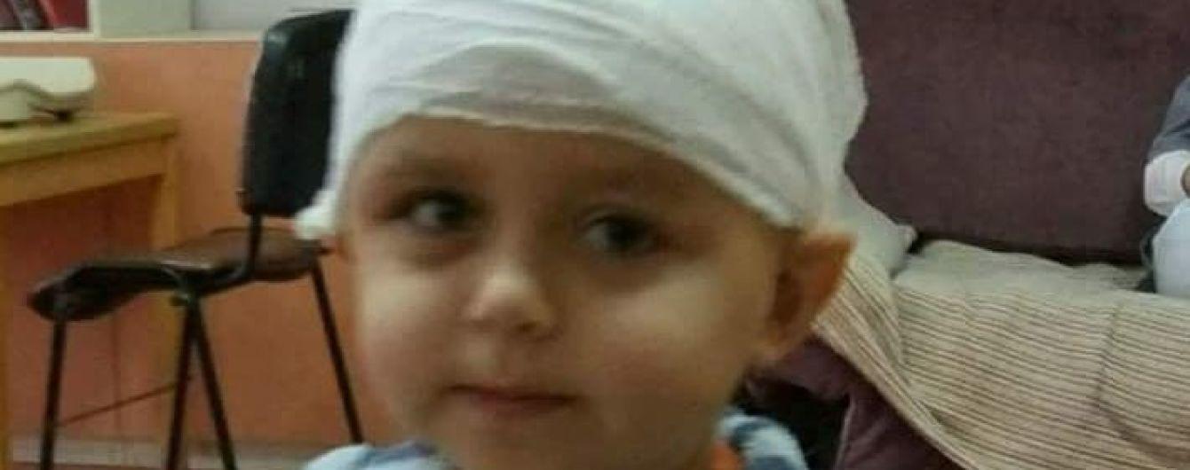 Помогите спасти жизнь 3-летнего Артемки