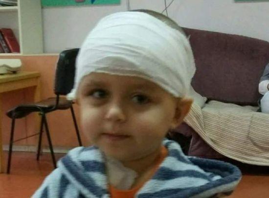 Допоможіть врятувати життя 3-річного Артемка