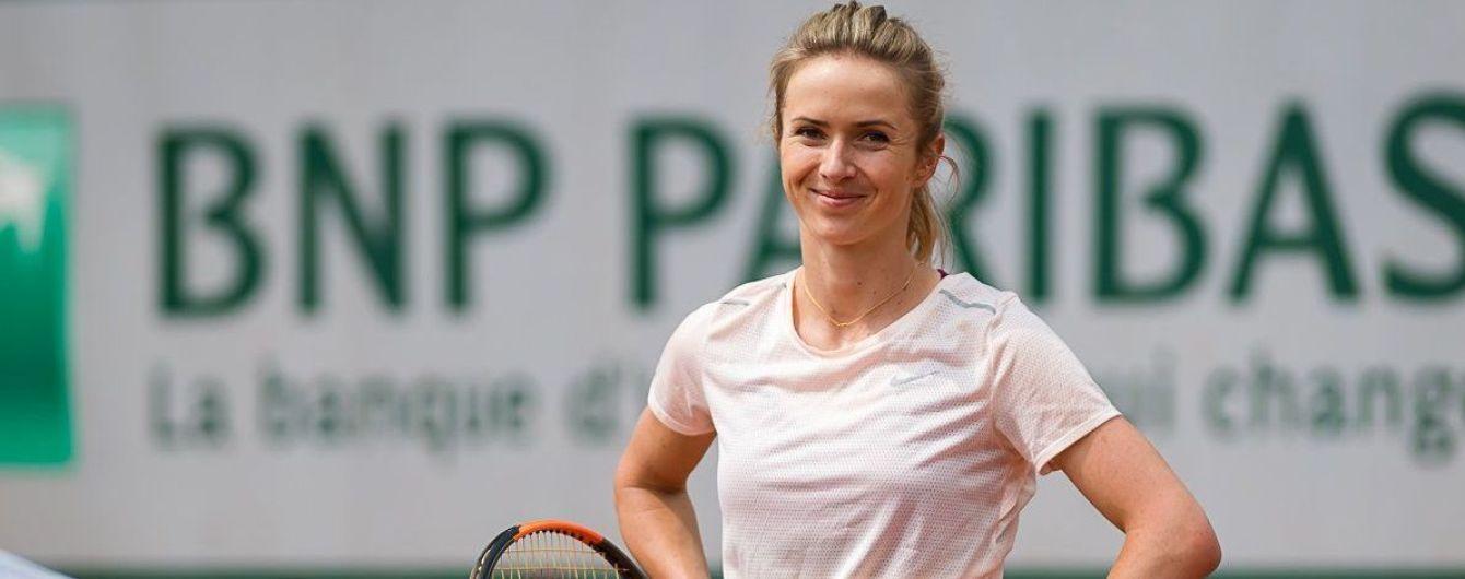 Світоліна та інші українки дізналися суперниць у першому раунді Roland Garros