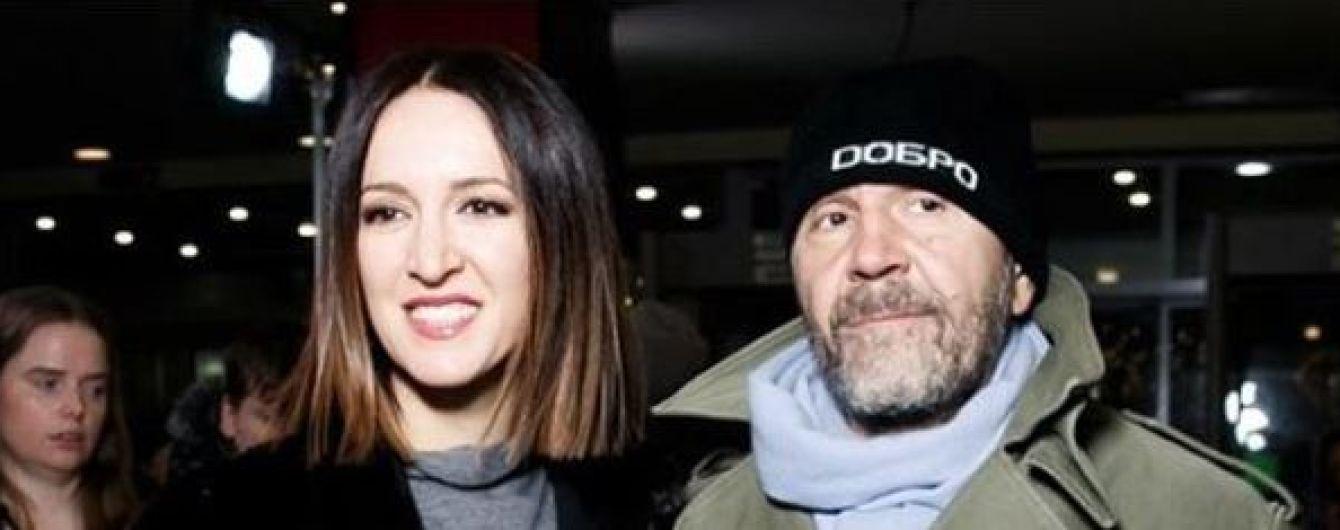 """Лідер гурту """"Ленінград"""" Шнуров заявив про розлучення з дружиною"""